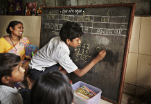 children and Education in India