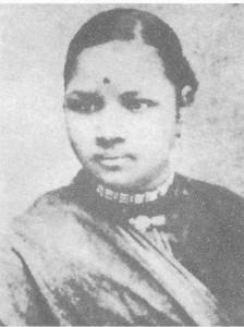 DR Anandibai Joshi