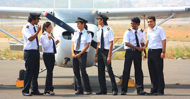 commercial-pilot-india