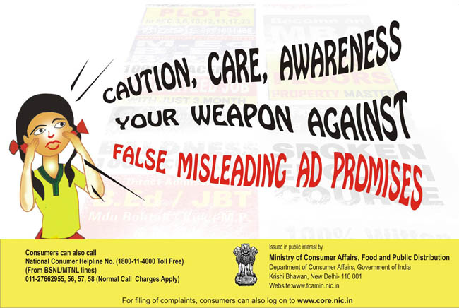 How Youth Can Take Action Against Misleading Advertisements