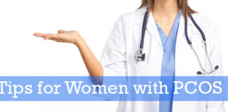 Tips for women with PCOS