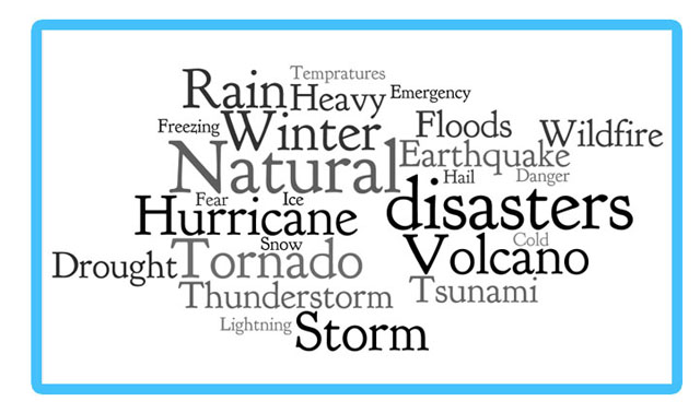 disaster preparedness is for everyone essay