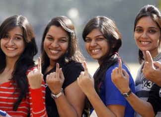 young-voters-india
