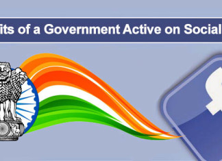 Government Active on Social Media