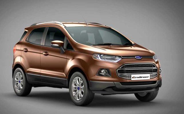 Ford ecosport  Car