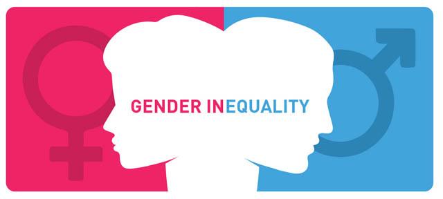 gender inequality is a men