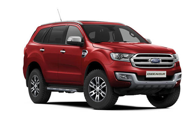 Ford Endeavour 2016 Car Review