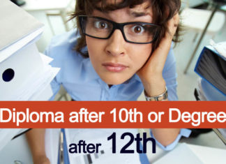 Diploma after 10th-class or Degree after 12th what is better ?