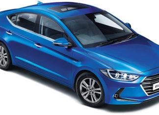 Elantra Car Review 2016