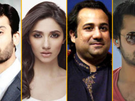 Pakistan Actors and Artists working in India