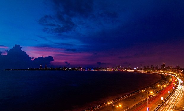 Marine Drive Mumbai City