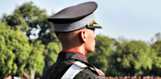 Young Indians Join Indian army