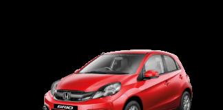 Honda new Brio