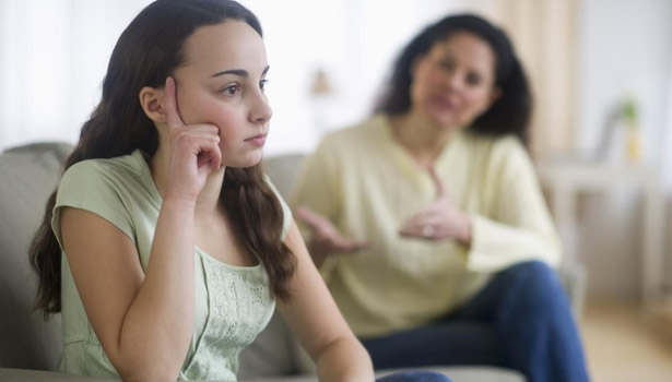 HOW TO COPE WITH PARENTS WHO COMPARE