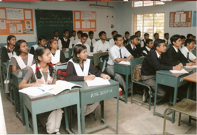 co-ed schools india
