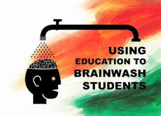 Educationtobrainwash
