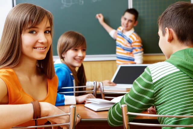Types of Guys in School