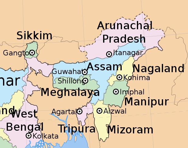 Northeastindia