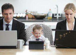 Working Parents on Child Development