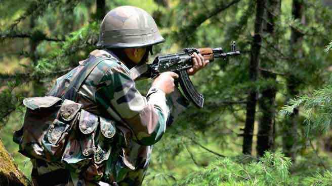 LOC Attack India
