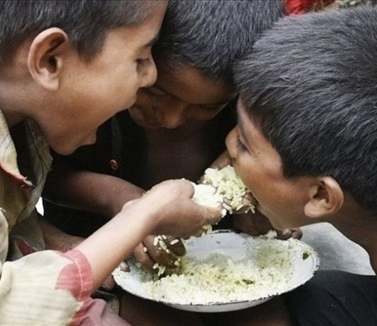 reduce poverty India