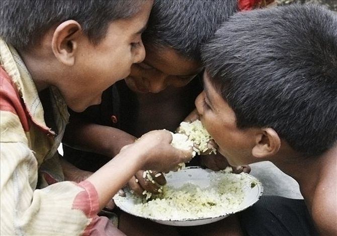 how to remove poverty in india