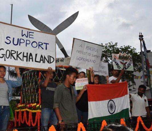 gorkhaland-issue