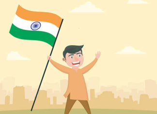 Indpendence day india-indian flag