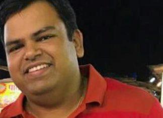 Mukesh Pandey DM Buxar