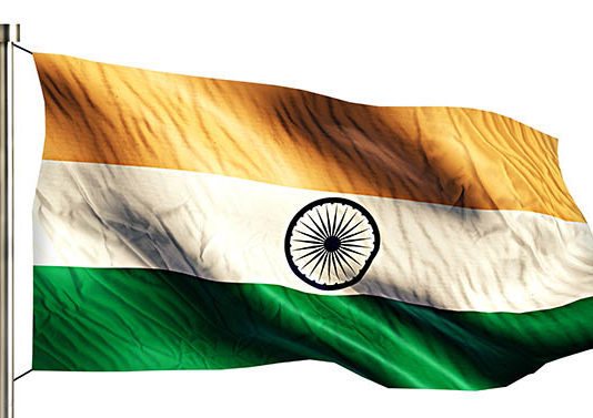 Pride and Patrioyism in India Flag