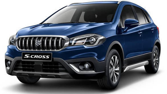 maruti suzuki s cross facelift review 2017 indian youth. Black Bedroom Furniture Sets. Home Design Ideas