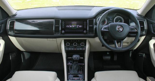 Skoda Kodiaq - The entry-level premium 7-seater SUV