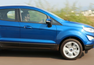 EcoSport Review Facelift