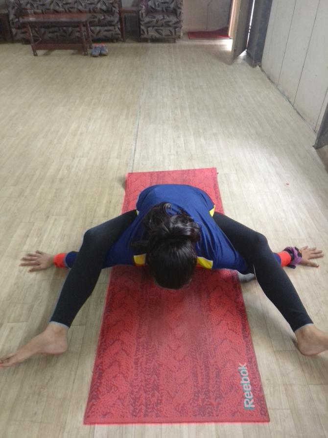 How to do Kurmasana (Tortoise Yoga Pose) - Indian Youth