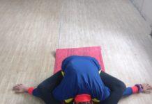 How to do Halasana ( Plough Yoga Pose ) - Indian Youth
