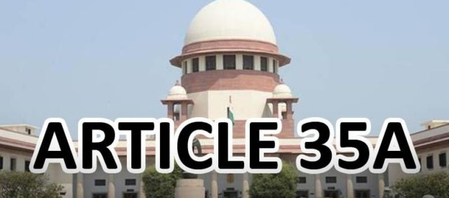 Constitution Article 35A