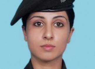 Meet Lieutenant Ganeve Lalji- the first woman ever to be appointed ADC to an Army Commander.